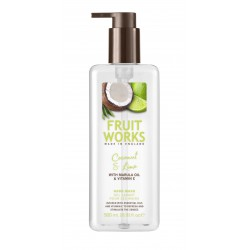 Fruit Works Coconut & Lime Hand Wash | 500 ml