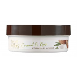 Fruit Works Coconut & Lime Body Butter | 225 gr