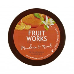 Fruit Works Mandarin & Neroli Body Butter | 225 gr
