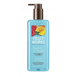 Fruit Works Raspberry & Mango Hand Wash | 500 ml