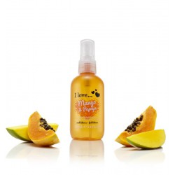 I LOVE cosmetics Body Spritzer Mango Papaya