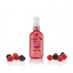 I LOVE COSMETICS Body Spritzer Raspberry Blackberry