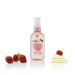 I LOVE cosmetics Body Spritzer Strawberries Cream