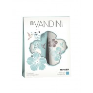 Aldo Vandini TENDER Duo Set Douchegel & Body lotion | 400 ml