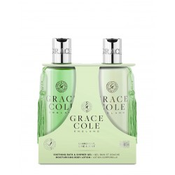 Signature Grapefruit Lime & Mint 300ml Body Care Set