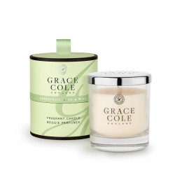 Grace Cole Signature candle frisse grapefruit, verse limoen en mint