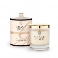 Grace Cole Signature candle nectarines, grapefruit en een vleugje vanille