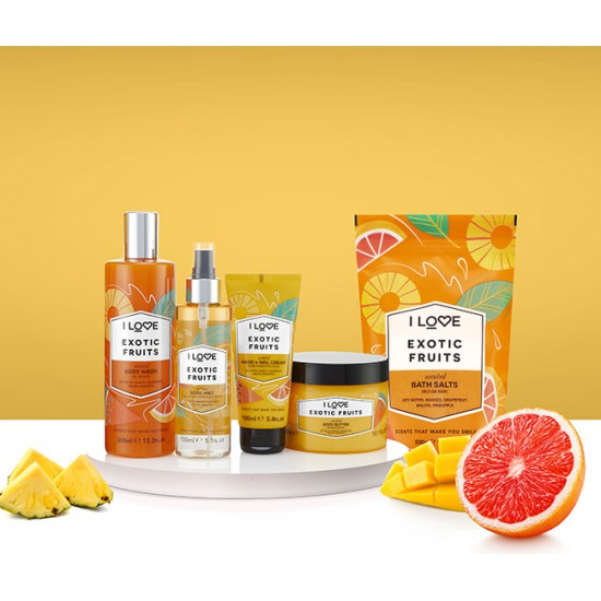 I LOVE SCENTS Exotic Fruit Body Butter