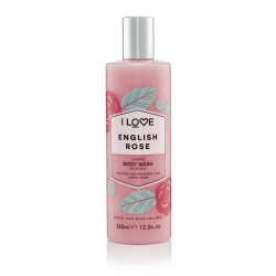 I LOVE SCENTS English Rose Bodywash