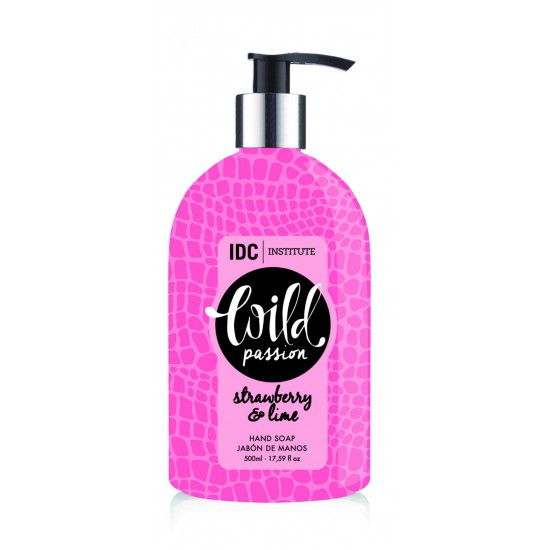 Wild Passion Hand Soap Stawberry & Lime | 500 ml